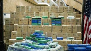 ONU: nouveau record mondial de production de cocaïne