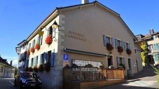 Bougy-Villars aura son auberge dans... l'ancienne auberge communale