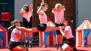 Le cirque Coquino part en tournée en mode Western