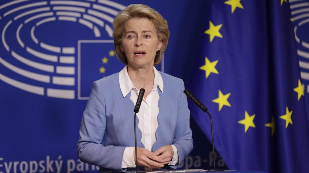 Ursula von der Leyen, candidate à la présidence de la Commission européenne, a passé son grand oral.