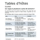 """Table d'hôtes """"Aux Oiseaux"""""""