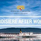 Croisière After Work Caves de la Béroche