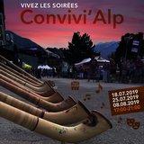 Soirée Convivi'Alp