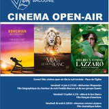 """Openair ciné Bacounie - """"Heureux comme Lazzaro"""""""