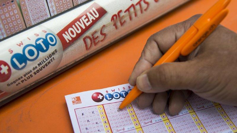 Loterie: le Swiss Loto a fait un nouveau millionnaire