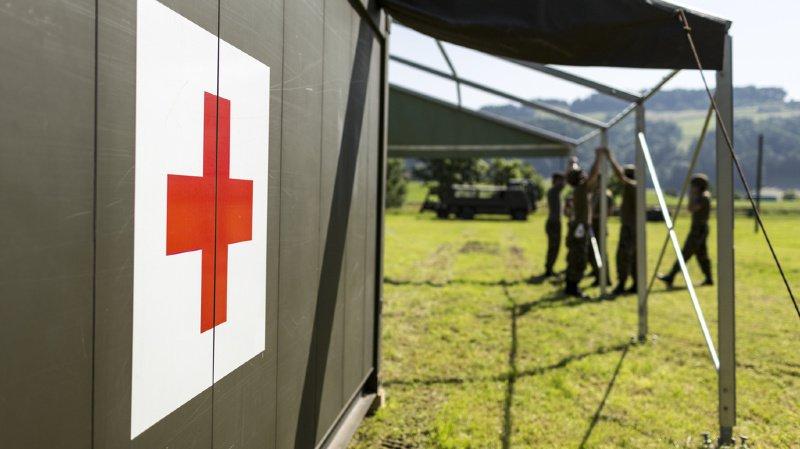 Armée: après les soldats de Jassbach, des recrues de Bière sont elles aussi tombées malades