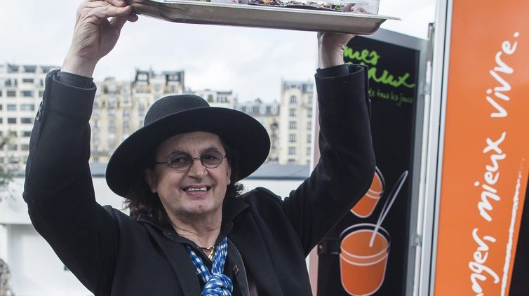 Marc Veyrat, chef de la Maison des Bois à Manigod (Haute-Savoie), a perdu en janvier une de ses trois étoiles au guide Michelin. (Archives)