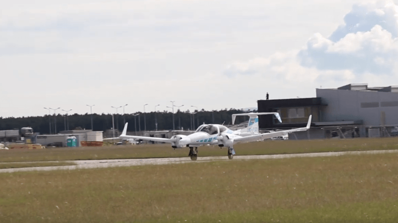 Des chercheurs allemands ont réussi à faire atterrir un avion de manière entièrement autonome.