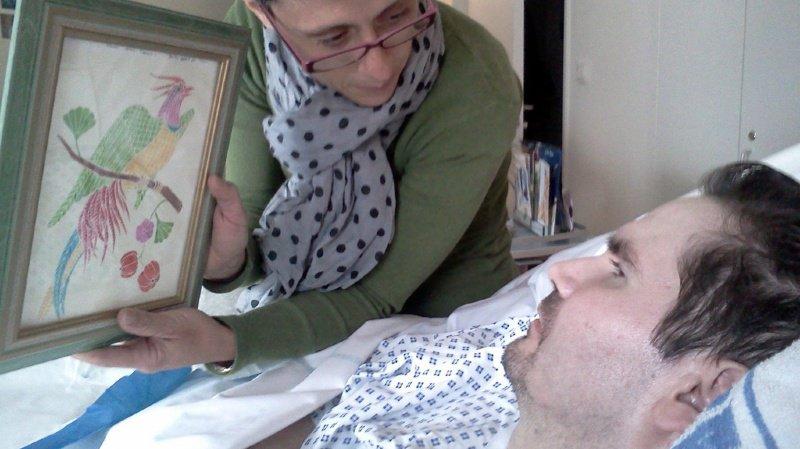 Vincent Lambert est dans un état végétatif depuis un grave accident de la route en 2008 (archives).