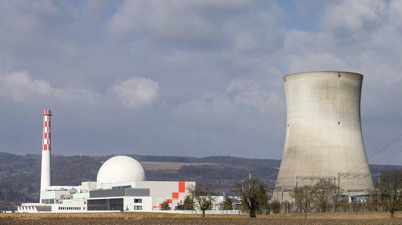 Argovie: arrêtée depuis début juin, la centrale nucléaire de Leibstadt peut redémarrer à plein régime