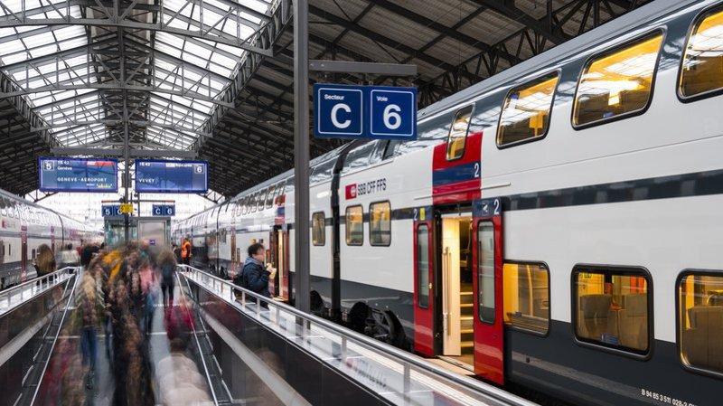 La gare de Lausanne devrait subir un lifting conséquent.