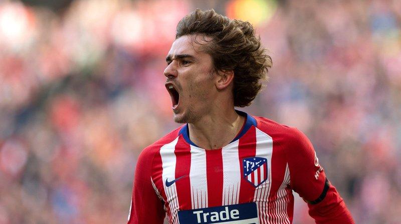 Le Français Antoine Griezmann jouait à l'Atlético Madrid depuis 2014. (Archives)