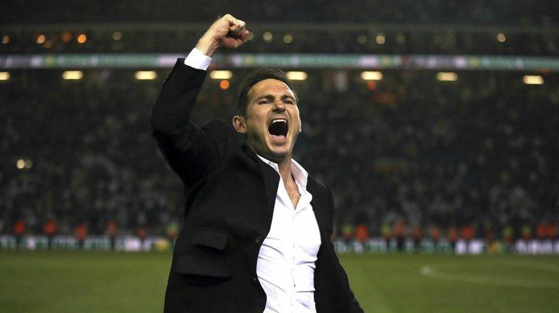 Football – Angleterre: Frank Lampard nommé entraîneur de Chelsea