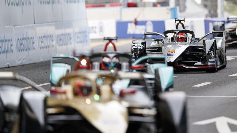 En gagnant samedi la première épreuve de la course, Buemi a mis fin à une disette de deux ans.