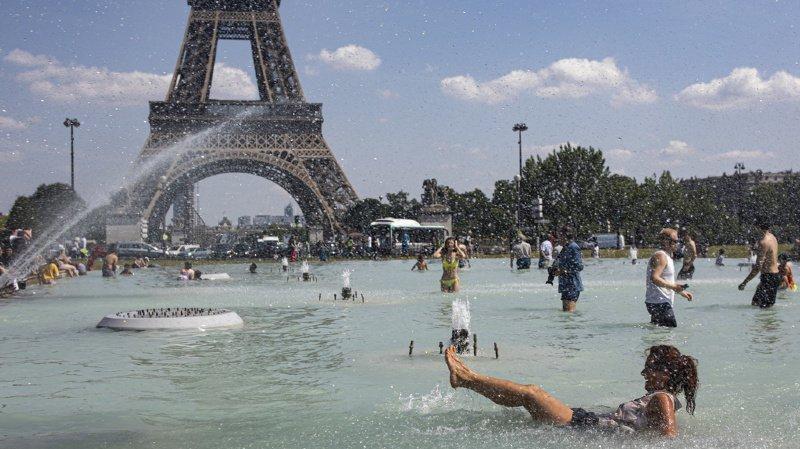 Climat: le mois de juin 2019 est le plus chaud jamais enregistré dans le monde