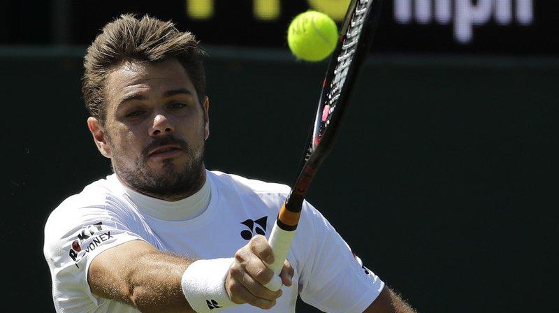 Tennis – Wimbledon: Stan Wawrinka se qualifie pour le 2e tour