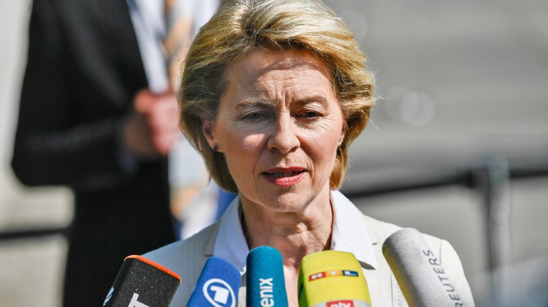 Union européenne: l'Allemande Ursula von der Leyen à la Commission européenne