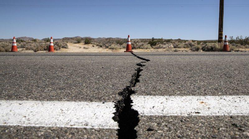 Etats-Unis: un nouveau séisme de magnitude 7,1 frappe le sud de la Californie