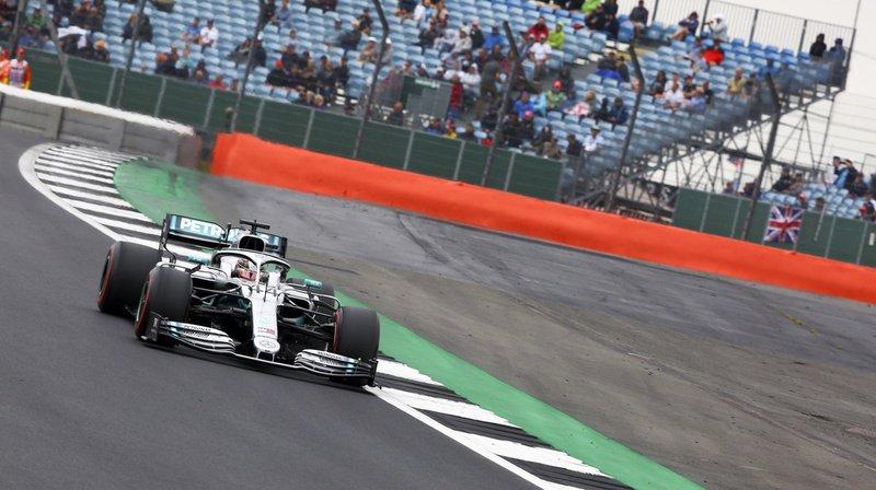 Lewis Hamilton a remporté le GP de Grande-Bretagne à Silverstone.