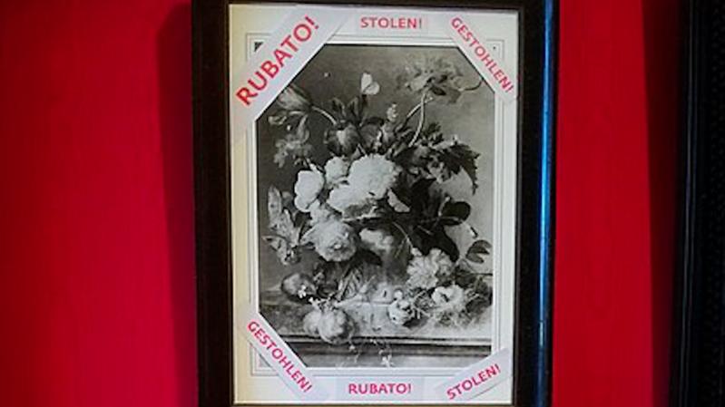 Italie: restitution à un musée florentin d'un tableau volé par les nazis