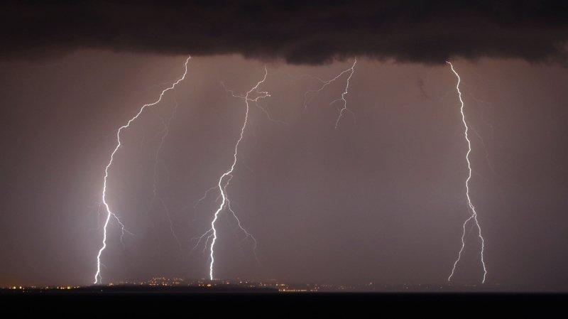 Deux soirées d'orages pour mettre un terme à la première canicule 2019