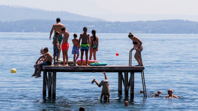 4 infos pour se baigner sans risque