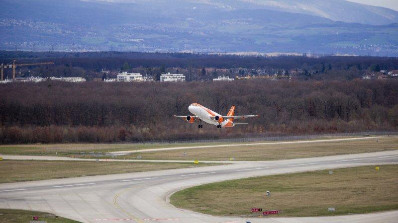 Les avions de Cointrin ont fait moins de bruit en 2018