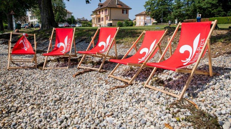 Les cinq rescapées sont toujours à la plage de la place d'Armes. Pour combien de temps?