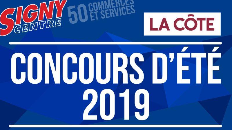 Concours d'été 2019 - Signy Centre