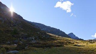 Grisons: un nouveau projet de parc naturel va voir le jour dans le val Calanca