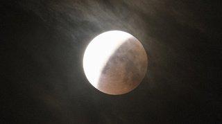 Une éclipse partielle de Lune pourra être observée mardi