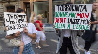 Genève: traitement réservé aux jeunes migrants dénoncé
