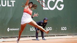 Ladies Open: pas d'exploit pour Tess Sugnaux