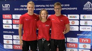 Demi-finales pour Malika Gobet, Louis Droupy et Maël Allegrini
