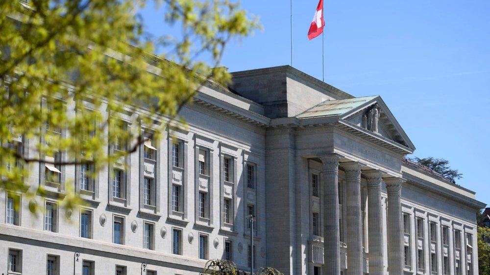 L'initiative lancée en mai2018 propose que les juges du Tribunal fédéral soient désignés par tirage au sort.