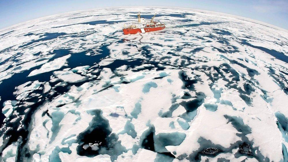 Le pôle Nord a mal à sa banquise