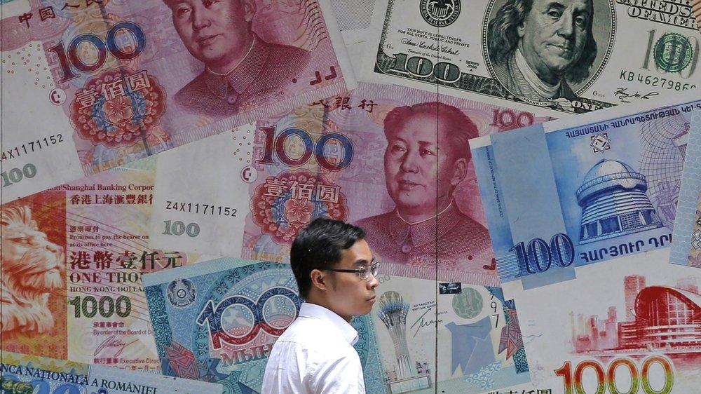 Monnaies en otage dans le conflit sino-américain