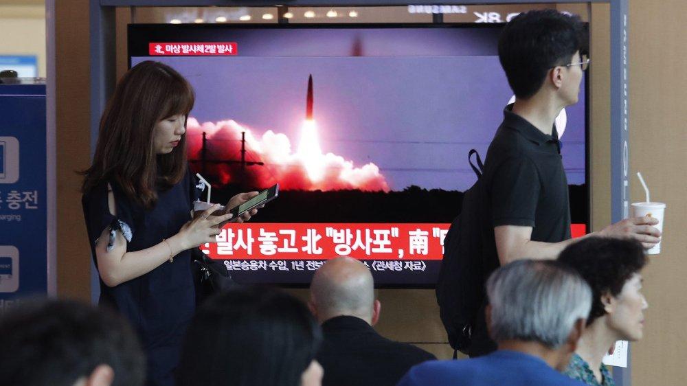 Quatre essais de missiles en douze jours