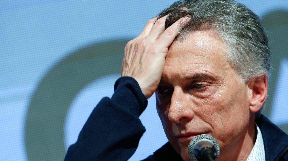 Lourd revers électoral pour le président argentin