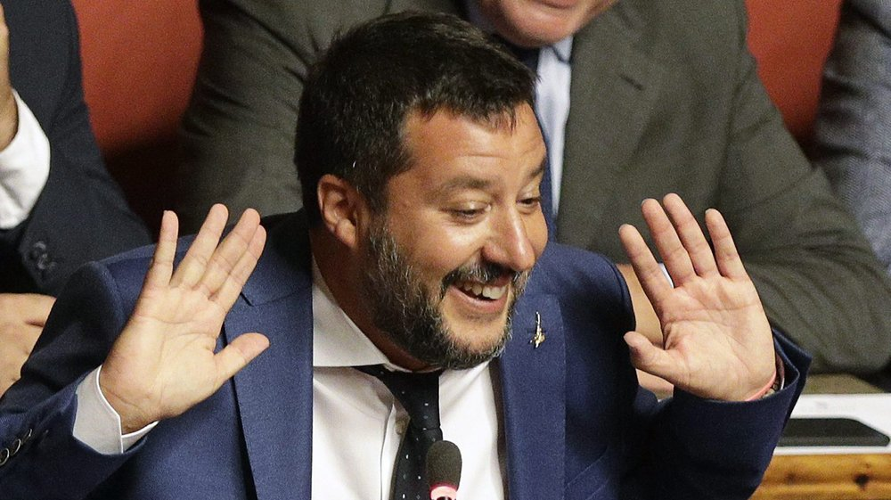 Le Sénat italien s'accorde une semaine