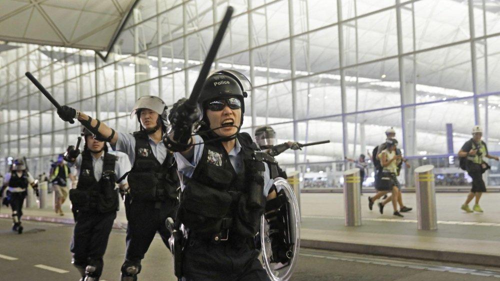Pékin fait entendre des bruits de bottes