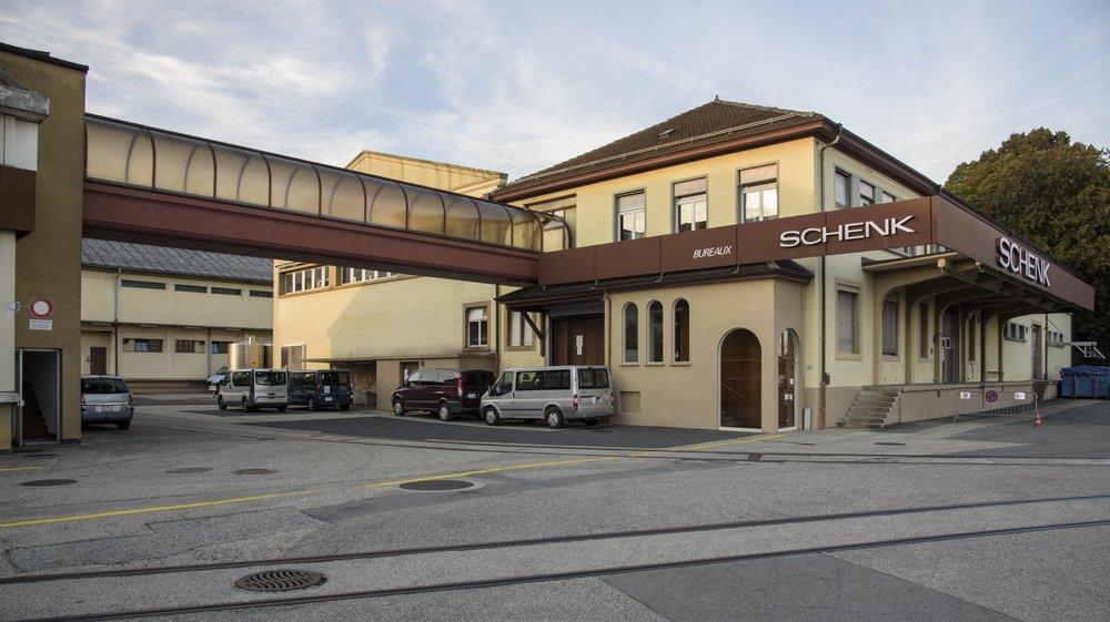 La Maison Schenk a hâte de se doter d'un nouveau site de production afin de remplacer les bâtiments devenus vétustes.