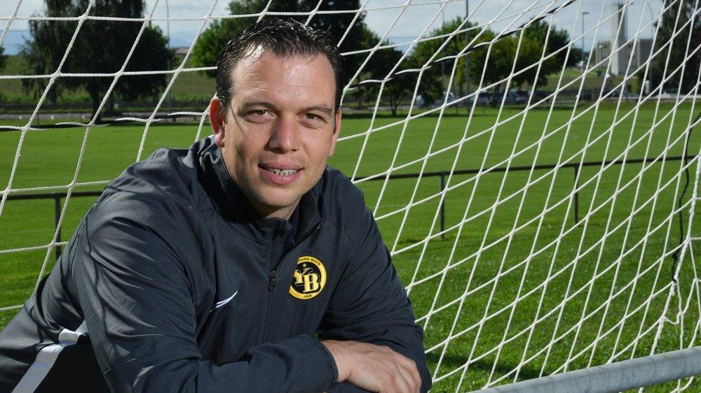 Ancien entraîneur de l'équipe féminine de Young Boys, en LNA, Julien Marendaz retourne à la formation.