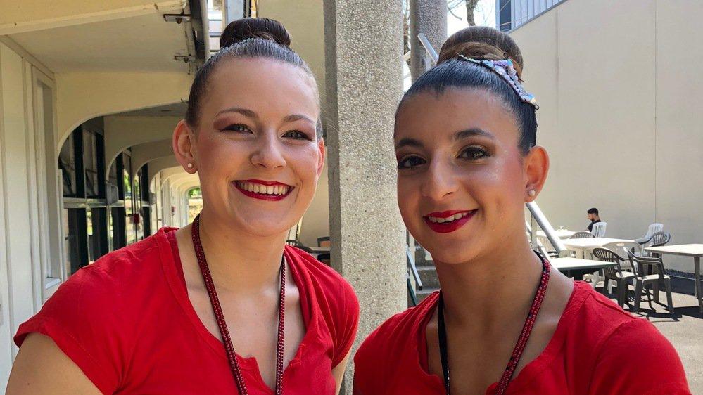 Sophie Wolfisberg et Lara Solazzo peuvent être satisfaites de leur exercice 2018-2019.