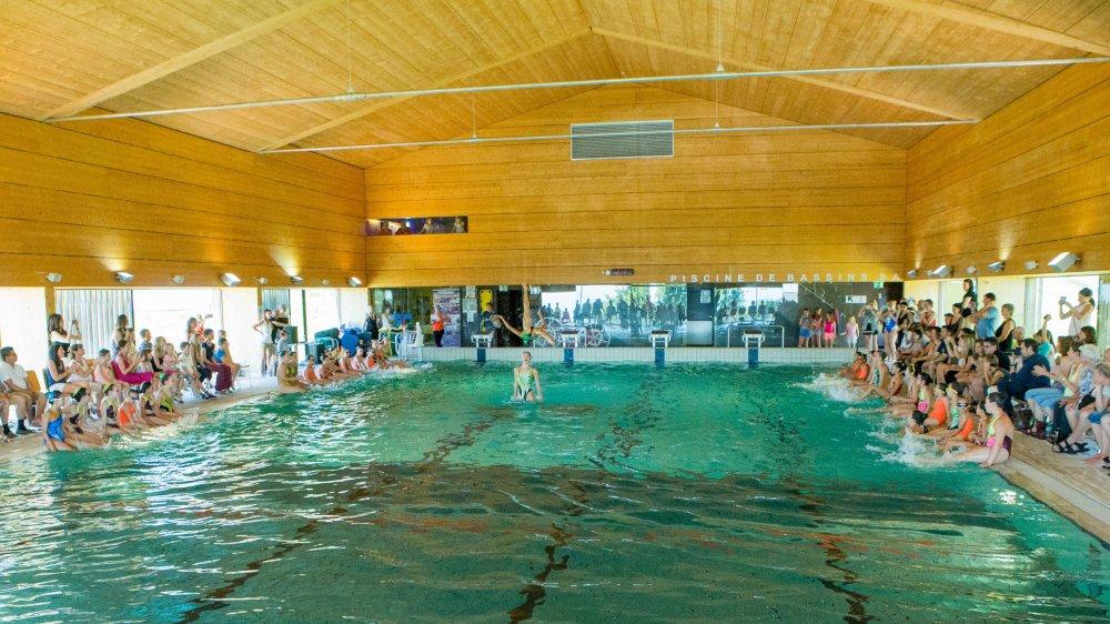Les activités aquatiques de la piscine de Bassins passent en de nouvelles mains.