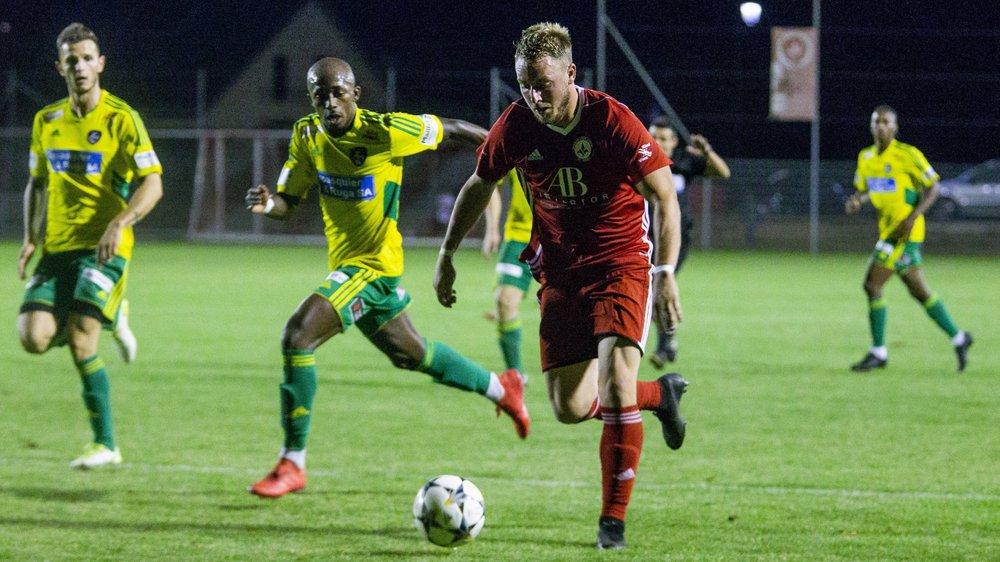 Indésirable à Saint-Prex, Sony Kok s'est engagé avec Echallens (1re ligue).