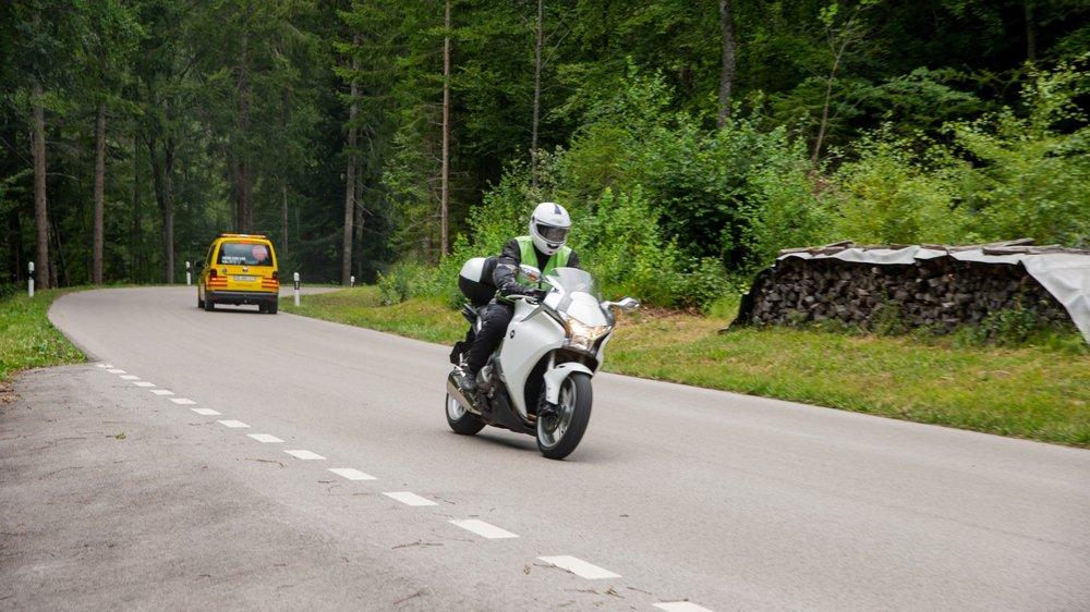 Si certains motards sont prudents, d'autres inquiètent les voisins et la police.