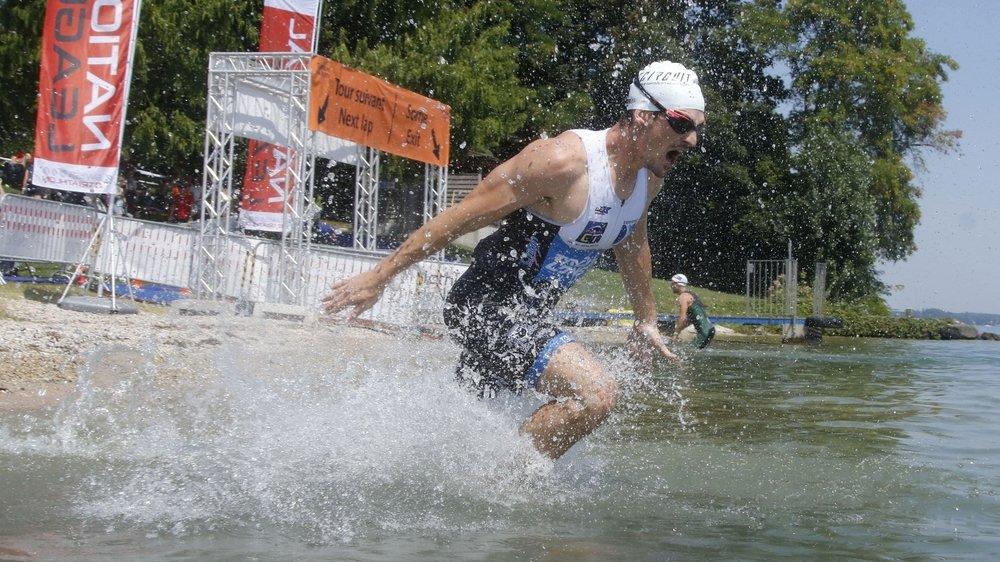 Le triathlon nyonnais fait un carton cette année, avant même le week-end de compétition.