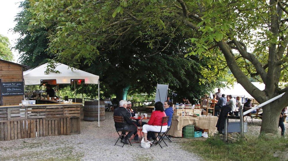 Le Tilleul Festival est une manifestation bisannuelle organisée au Domaine Cotrable.