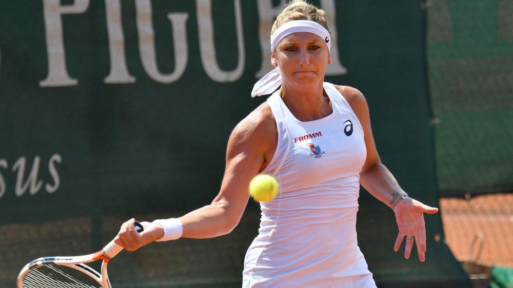 L'an dernier, Timea Bacsinszky avait perdu le super tie-break décisif avec Xenia Knoll, en finale face à GC Zurich.